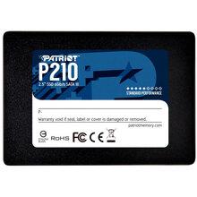 "SSD накопитель PATRIOT 2.5"" 128GB SATA TLC P210 (P210S128G25)"