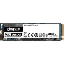 SSD накопичувач KINGSTON KC2500 250GB M.2 NVMe 3D TLC (SKC2500M8 / 250G)