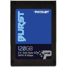 SSD накопичувач PATRIOT 120GB BURST (PBU120GS25SSDR)