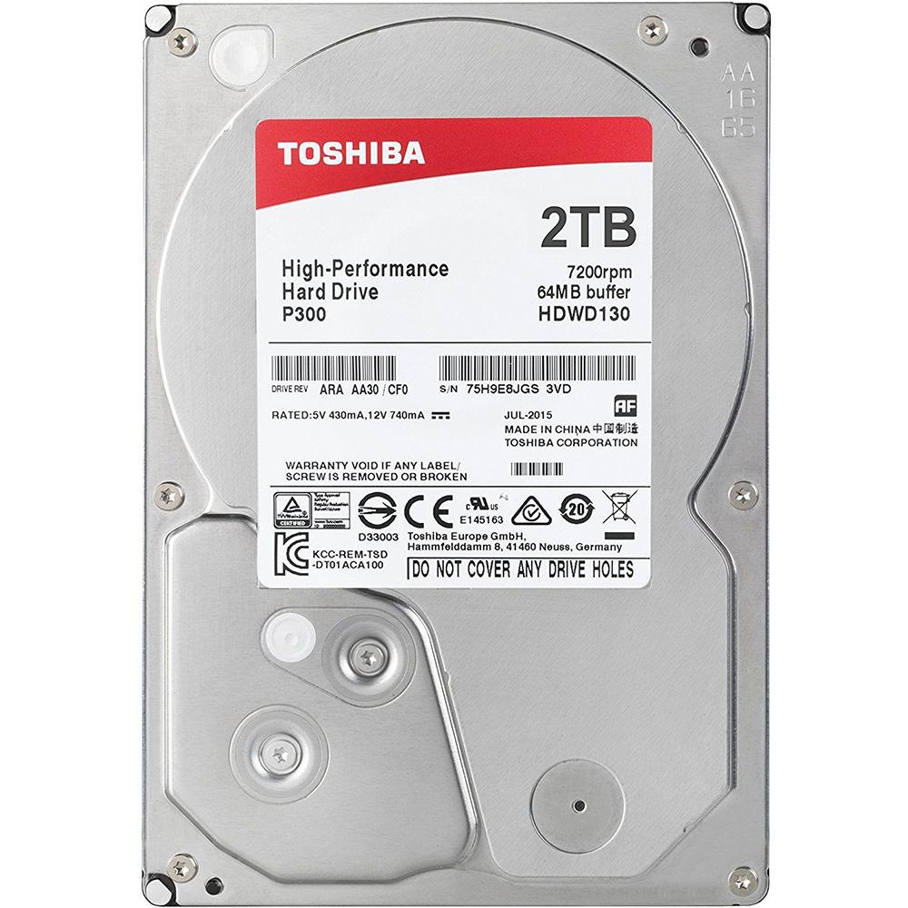 Жесткий диск TOSHIBA 2Tb HDWD120UZSVA