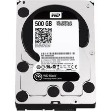 Жесткий диск WD 500Gb 7200rpm 64Mb SATA III (WD5003AZEX)