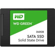 SSD накопитель  WD Green 240GB (WDS240G2G0A)