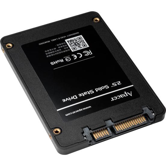 """SSD накопитель APACER AS340 480GB SATAIII TLC (AP480GAS340G-1) Форм-фактор 2.5"""""""