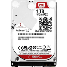 "Жесткий диск WD 2.5"" SATA III 1000Gb IntelliPower 16mb (WD10JFCX)"