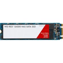 SSD накопитель WD Red SA500 500GB M.2 SATAIII 3D V-NAND (WDS500G1R0B)