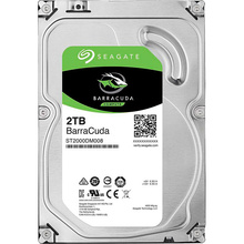 Жорсткий диск SEAGATE BarraCuda 2TB 7200RPM 256MB SATAIII (ST2000DM008)