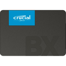 SSD накопичувач CRUCIAL BX500 240GB SATAIII 3D NAND (CT240BX500SSD1)