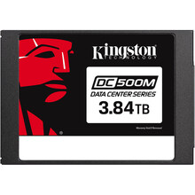 SSD накопитель KINGSTON DC500M 3840GB SATAIII 3D TLC (SEDC500M/3840G)