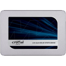 """SSD накопитель MICRON Crucial MX500 500GB 2.5"""" SATAIII 3D TLC (CT500MX500SSD1)"""