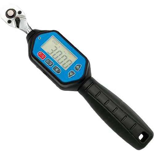 """Ключ динамометричний PROTESTER цифровий двосторонньої дії 1/2 """" 3-100 Nm (AWM-100)"""