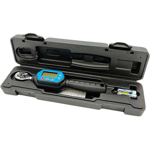 """Ключ динамометричний PROTESTER цифровий двосторонньої дії 1/2 """" 3-100 Nm (AWM-100) Тип динамометричний ключ"""