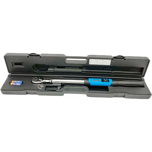"""Ключ динамометрический PROTESTER цифровой двустороннего действия 3/8"""" 6.75-135 Nm (AWJ3-135) Тип динамометрический ключ"""