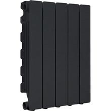 Радиатор FONDITAL Blitz Super B4 500/100 12 секций Black Coffee (46125)