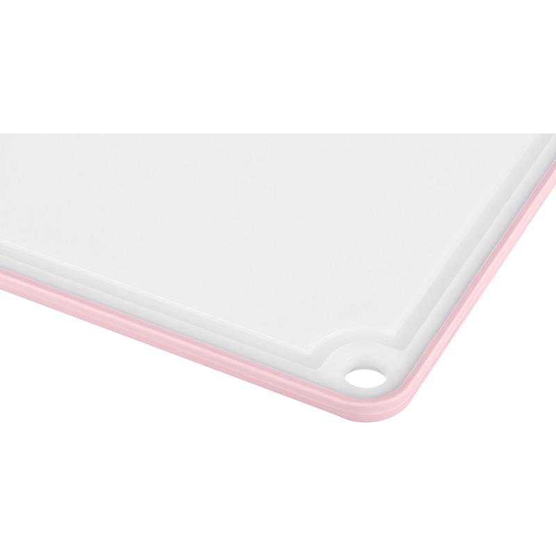 Доска разделочная ARDESTO Fresh Pink 20.5х29 см (AR1401PP) Материал пластик