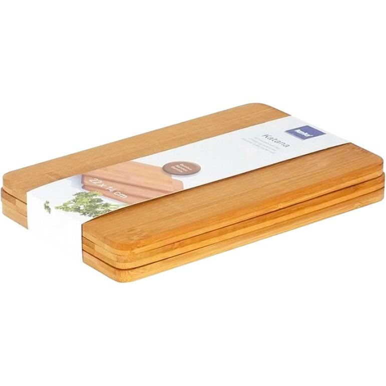 Набор разделочных досок KELA Katana 3 шт (12014) Материал бамбук