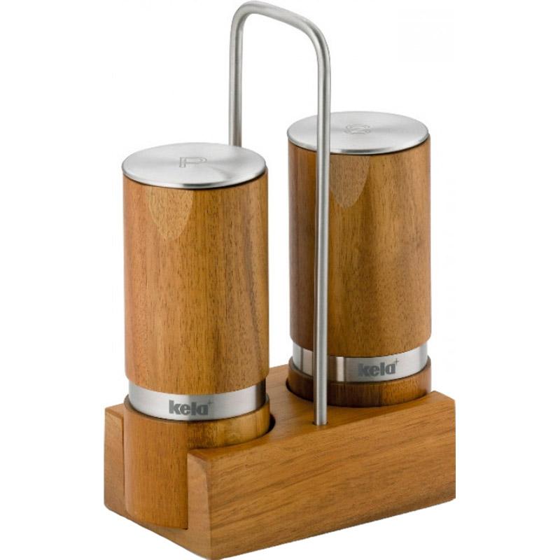Набор мельниц для соли и перца KELA Kauri 13x7x19 см (12198)