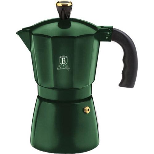 Гейзерная кофеварка BERLINGER HAUS 300 мл (BH 6386)