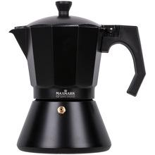 Гейзерная кофеварка MAXMARK 300 мл (MK-106BL)