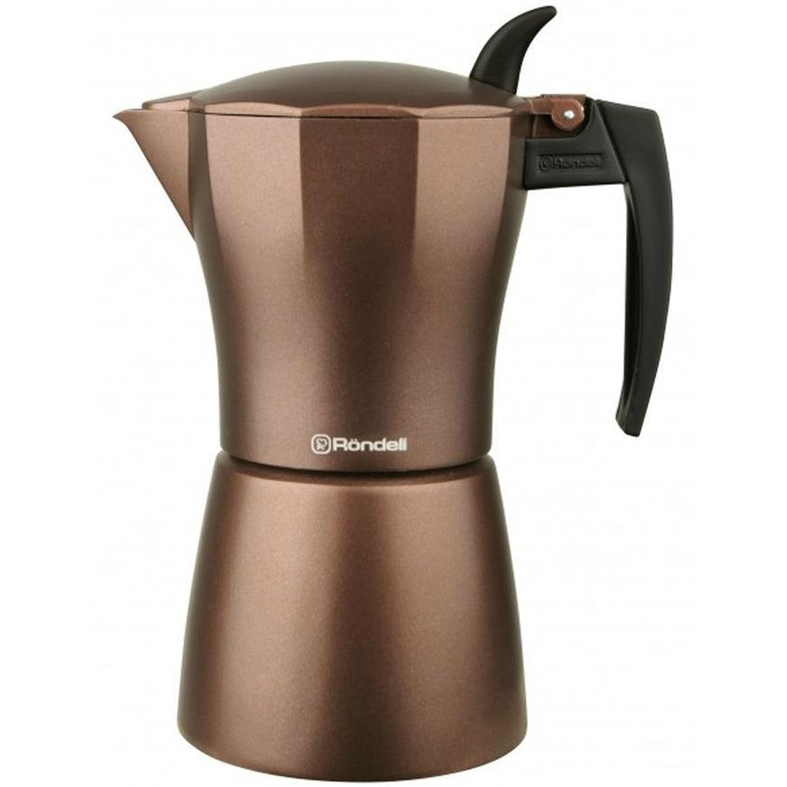 Гейзерная кофеварка RONDELL Kortado 450 мл (RDA-399)