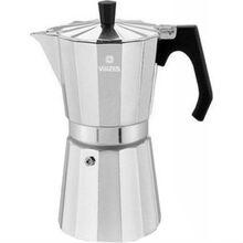 Гейзерная кофеварка VINZER Espresso Induction 450 мл (89384)