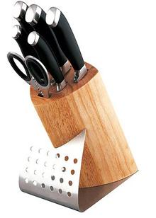 Набор ножей VINZER 89107  Canvas 7 предметов