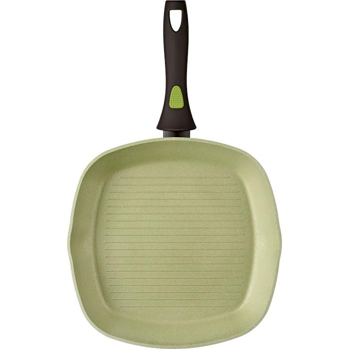Сковорода-гриль ARDESTO Avocado 28 см (AR2528GA) Тип гриль