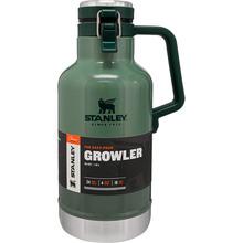 Термос для пива STANLEY Easy Pour Growler Hammertone Green 1.9 л (10-01941-067)