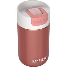 Термокружка KAMBUKKA Olympus стальная 300 мл (11-02004)