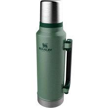 Термос STANLEY Legendary Classic Hammertone Green 1.4 л (10-08265-001)