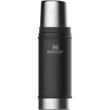Термос STANLEY Legendary Classic Matte Black 0.47 л (10-01228-073)