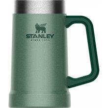 Термокружка STANLEY Adventure Stein Hammertone Green 0.7 л (10-02874-033)