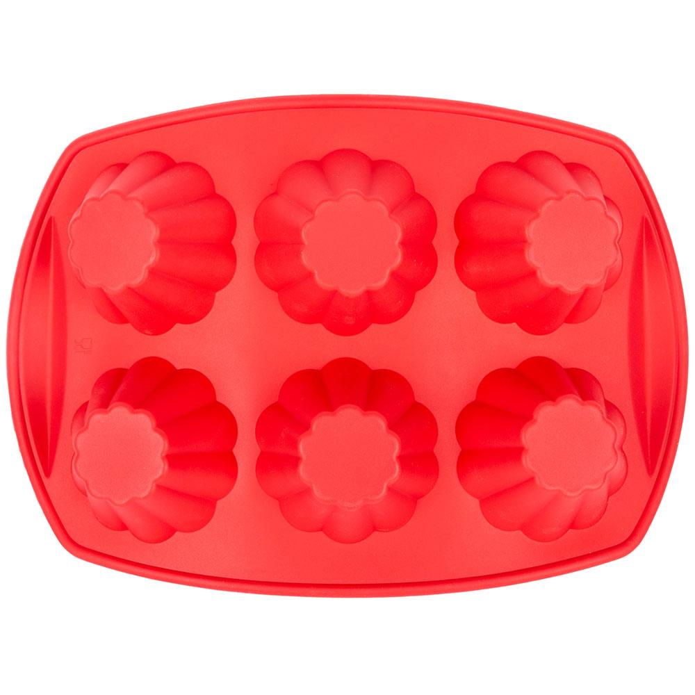 Форма Krauff Dainty 30x20.8x4 см (26-184-028) Материал силикон