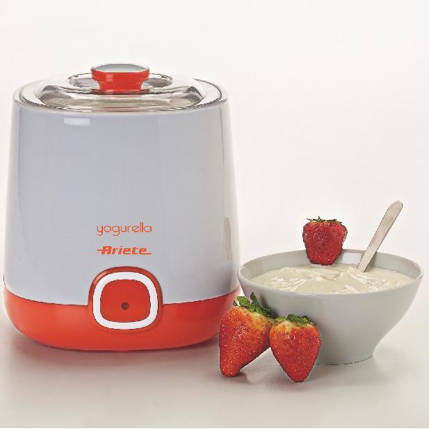 Йогуртница ARIETE 621 Yogurella (00C062100AR0) Количество баночек 1