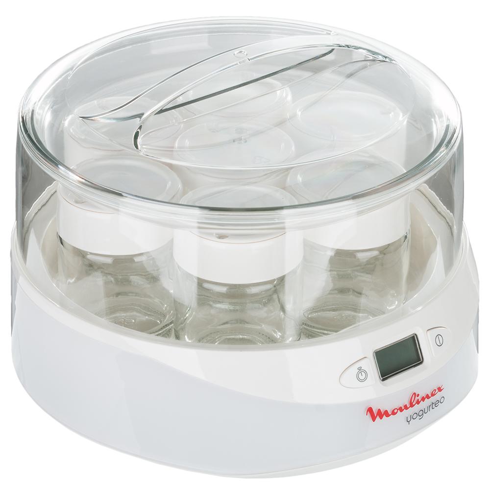 Йогуртница MOULINEX YG230 Мощность 13