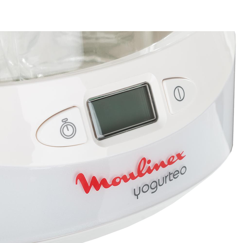 Йогуртница MOULINEX YG230 Количество баночек 7