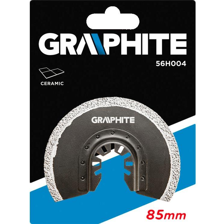 Диск отрезной GRAPHITE 85 мм (56H004) Тип отрезной диск по керамике/плитке