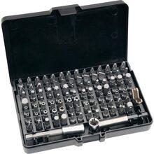 Набор бит NEO Tools с держателем 99 шт (06-104)