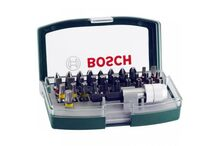 BOSCH НАБОР БИТ-32 COLORED (2607017063)