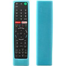 Чехол Piko TV Remote Case для пульта ДУ Sony PTVRC-SN-01 (1283126486425) Голубой