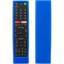 Чехол Piko TV Remote Case для пульта ДУ Sony PTVRC-SN-01 (1283126486395) Синий