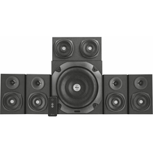 Колонки TRUST Vigor 5.1 Surround Speaker System for PC black (22236)