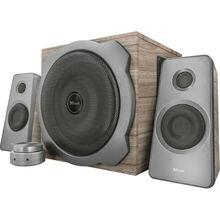 Колонки TRUST Tytan 2.1 Speaker set wood (23290)