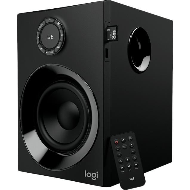 Колонки LOGITECH Z607 5.1 Black (980-001316) Общая выходная мощность 80