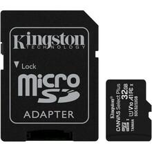 Карта памяти KINGSTON microSDHC 32Gb Canvas Select+ A1 UHS-I (U1) (SDCS2/32GB)