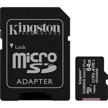 Карта памяти KINGSTON microSDXC 64Gb Canvas Select+ A1 UHS-I (U1) (SDCS2/64GB)