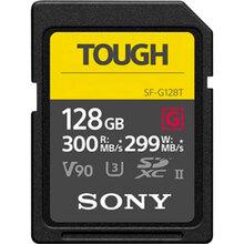 Карта памяти SONY 128GB SDXC C10 UHS-II U3 V90 (SFG1TG)