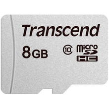 Карта памяти TRANSCEND 300S 8 GB microSD (TS8GUSD300S)