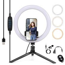Набор блогера XOKO BS-300 + микрофон + пульт ДУ (BS-300+)