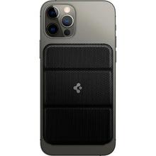 Карман-накладка SPIGEN MagSafe Smart Fold Black (AMP02746)