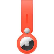 Чехол для смарт-трекера APPLE AirTag Loop Electric Orange (MK0X3ZM/A)